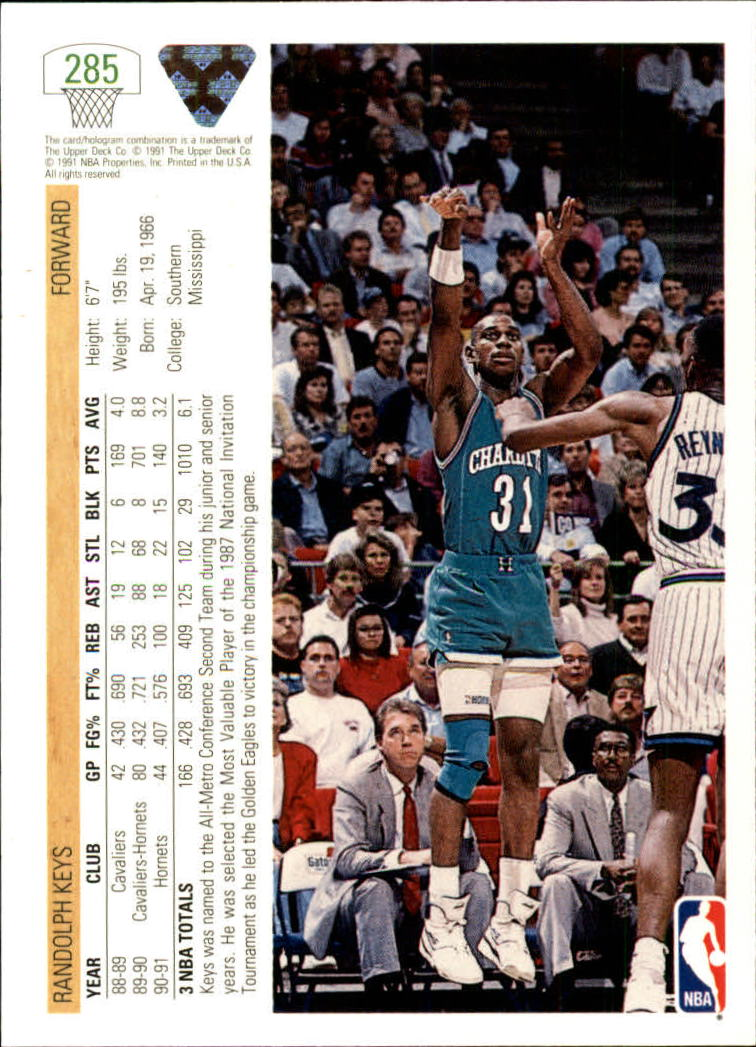 thumbnail 71 - 1991-92 Upper Deck Bk Cards 251-500 +Rookies A2500 - You Pick - 10+ FREE SHIP