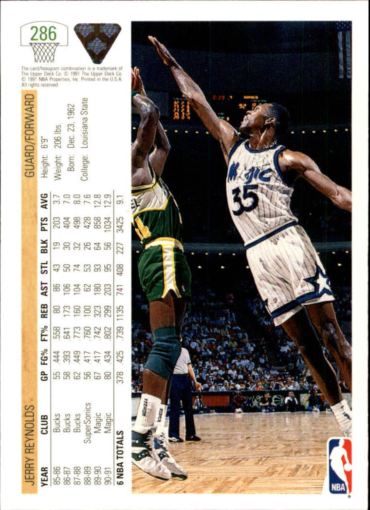 thumbnail 73 - 1991-92 Upper Deck Bk Cards 251-500 +Rookies A2500 - You Pick - 10+ FREE SHIP