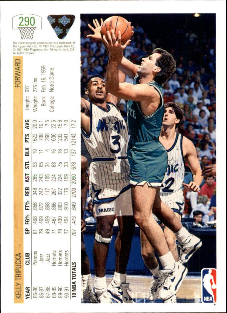 thumbnail 81 - 1991-92 Upper Deck Bk Cards 251-500 +Rookies A2500 - You Pick - 10+ FREE SHIP