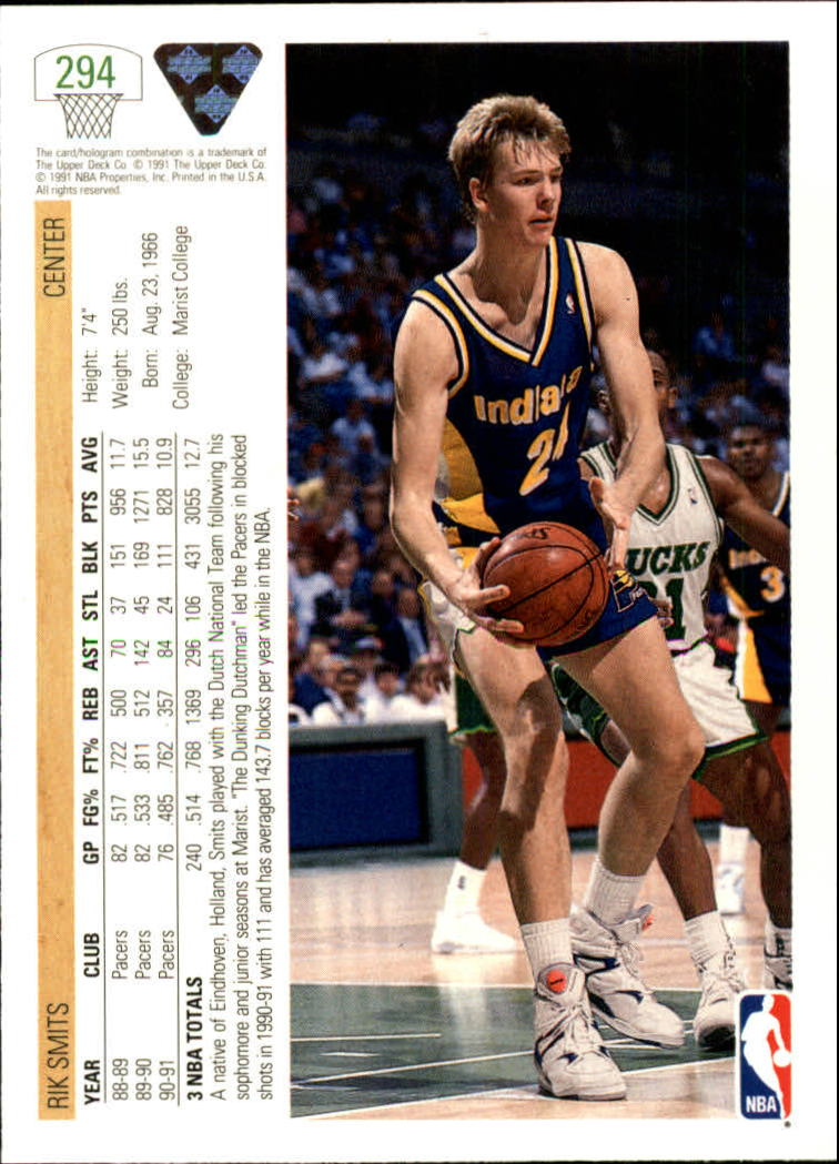 thumbnail 89 - 1991-92 Upper Deck Bk Cards 251-500 +Rookies A2500 - You Pick - 10+ FREE SHIP