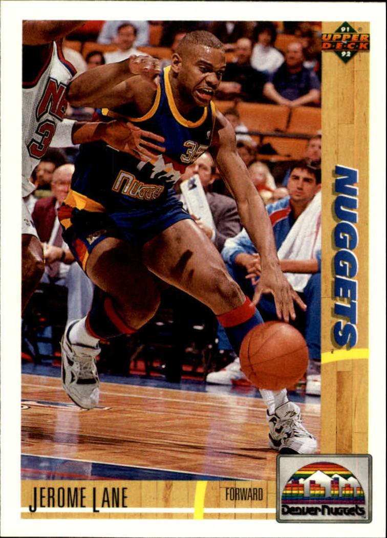thumbnail 88 - 1991-92 Upper Deck Basketball Card Pick 251-500
