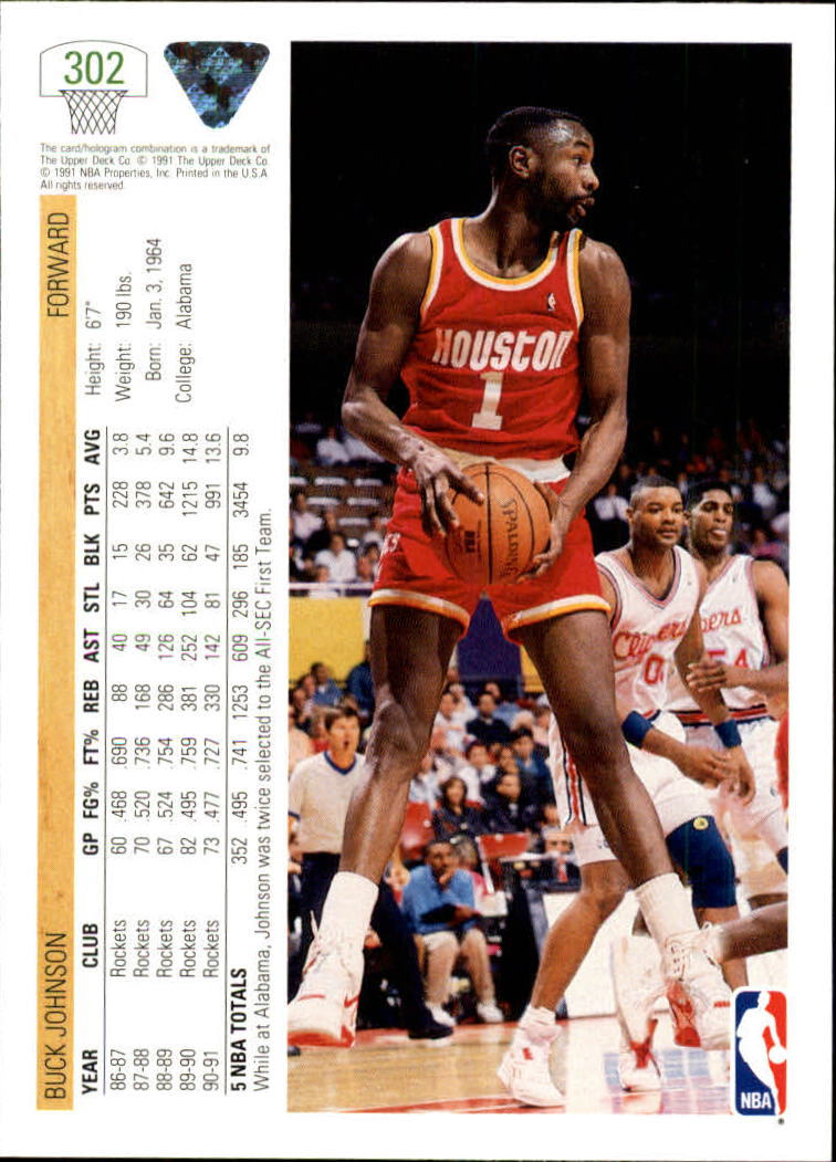 thumbnail 105 - 1991-92 Upper Deck Bk Cards 251-500 +Rookies A2500 - You Pick - 10+ FREE SHIP