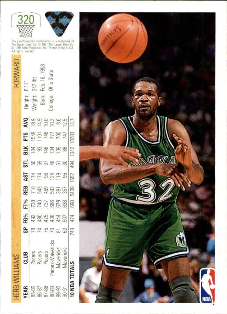 thumbnail 141 - 1991-92 Upper Deck Bk Cards 251-500 +Rookies A2500 - You Pick - 10+ FREE SHIP