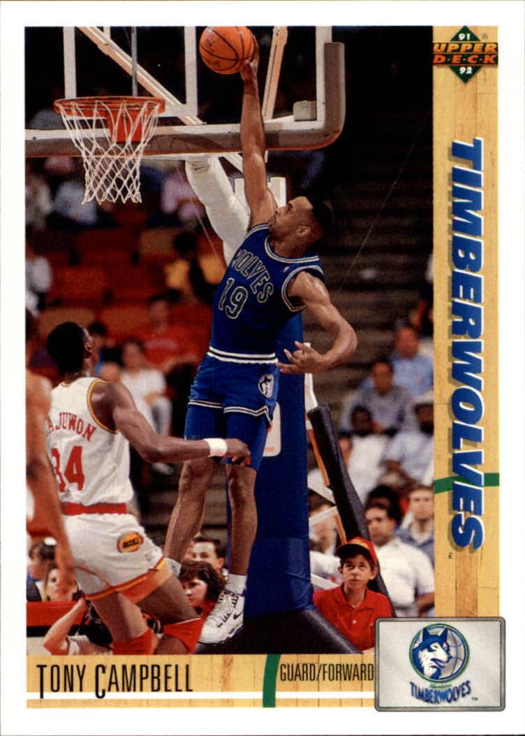 thumbnail 150 - 1991-92 Upper Deck Basketball Card Pick 251-500