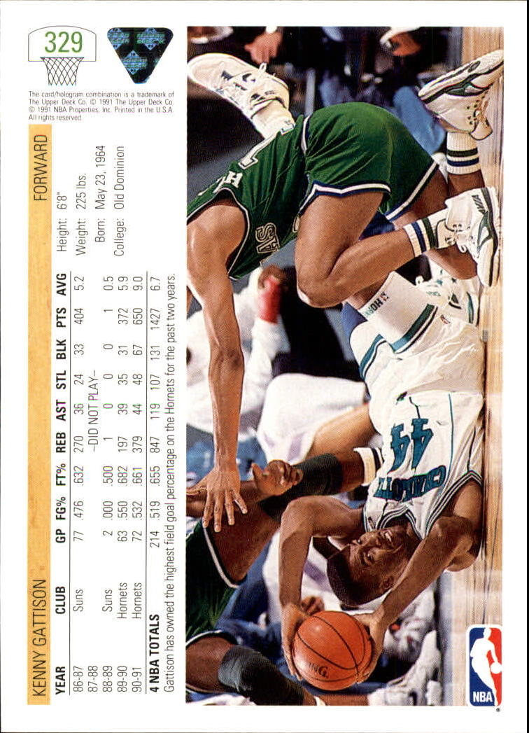 thumbnail 159 - 1991-92 Upper Deck Bk Cards 251-500 +Rookies A2500 - You Pick - 10+ FREE SHIP