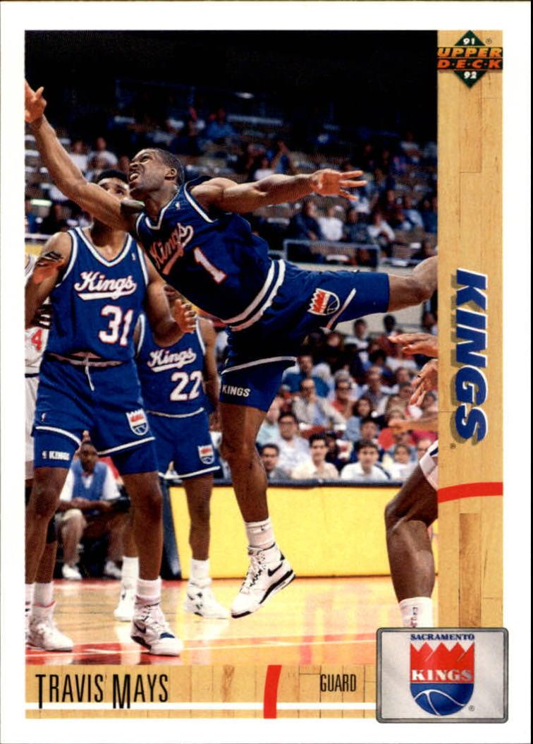 thumbnail 160 - 1991-92 Upper Deck Basketball Card Pick 251-500
