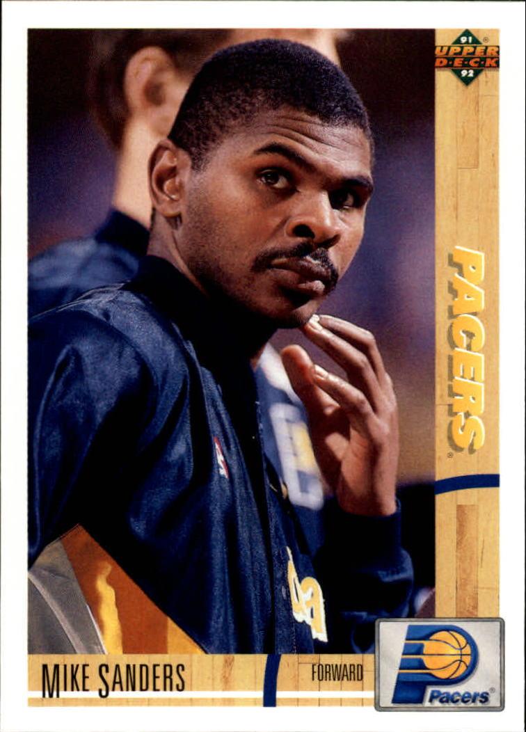 thumbnail 172 - 1991-92 Upper Deck Basketball Card Pick 251-500