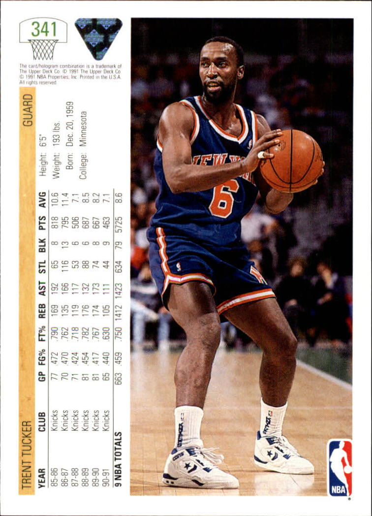 thumbnail 183 - 1991-92 Upper Deck Bk Cards 251-500 +Rookies A2500 - You Pick - 10+ FREE SHIP