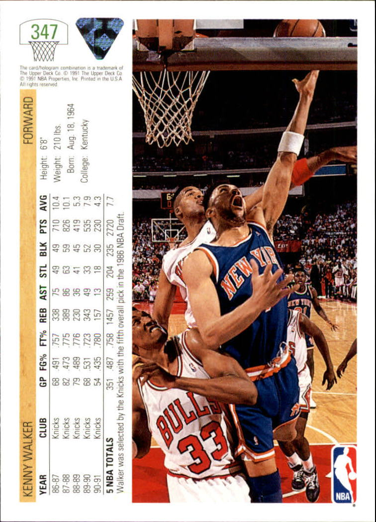 thumbnail 195 - 1991-92 Upper Deck Bk Cards 251-500 +Rookies A2500 - You Pick - 10+ FREE SHIP