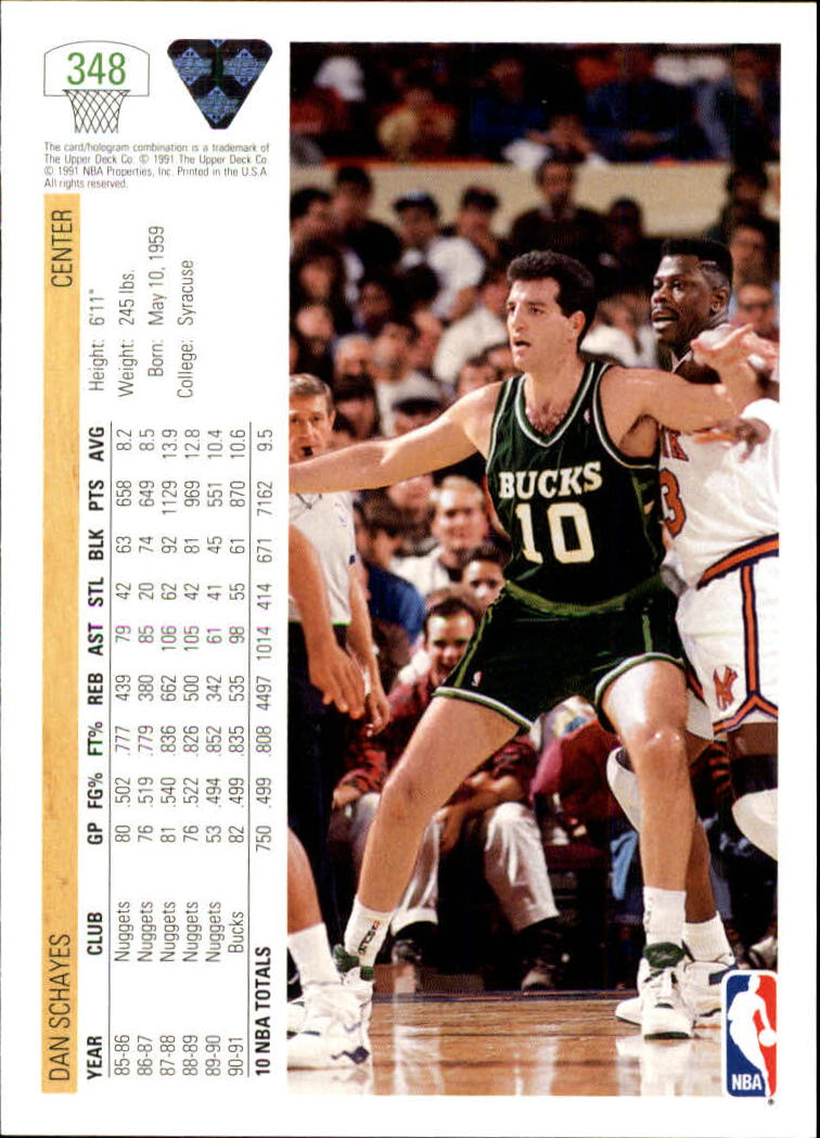 thumbnail 197 - 1991-92 Upper Deck Bk Cards 251-500 +Rookies A2500 - You Pick - 10+ FREE SHIP