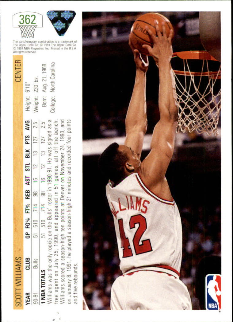 thumbnail 225 - 1991-92 Upper Deck Bk Cards 251-500 +Rookies A2500 - You Pick - 10+ FREE SHIP