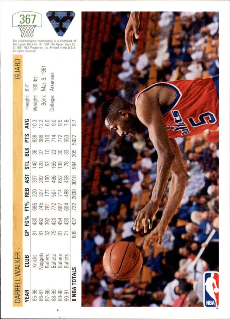 thumbnail 235 - 1991-92 Upper Deck Bk Cards 251-500 +Rookies A2500 - You Pick - 10+ FREE SHIP