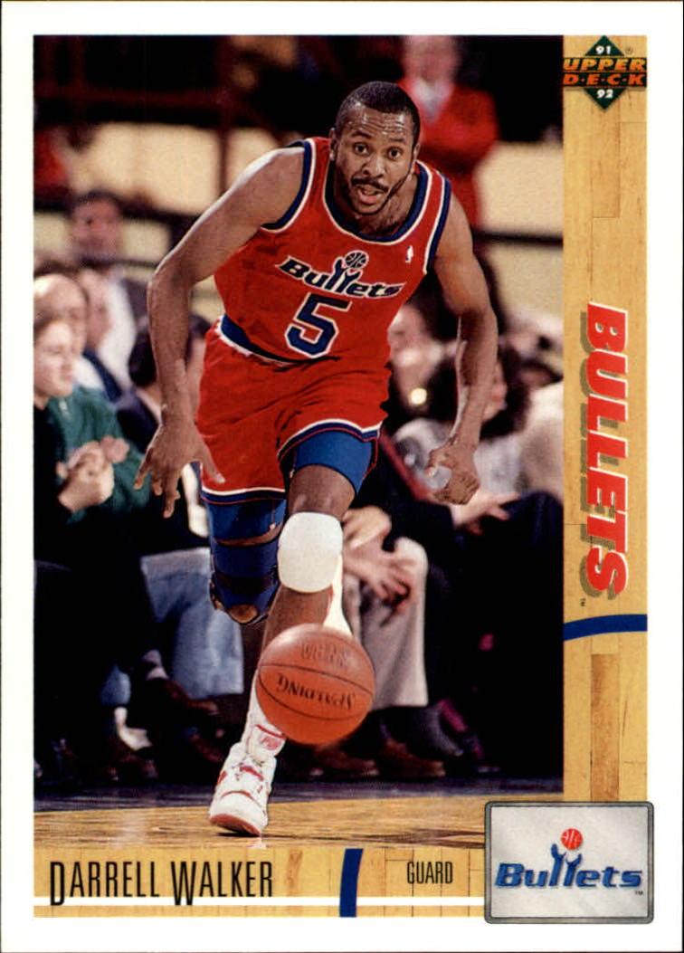 thumbnail 232 - 1991-92 Upper Deck Basketball Card Pick 251-500