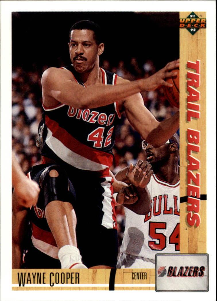 thumbnail 254 - 1991-92 Upper Deck Basketball Card Pick 251-500