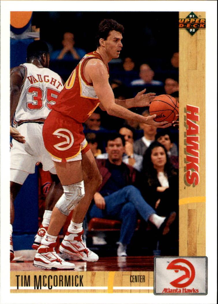 thumbnail 270 - 1991-92 Upper Deck Basketball Card Pick 251-500