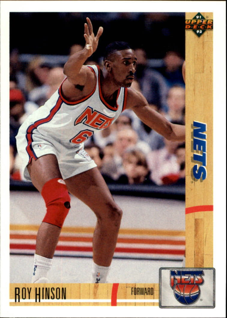 thumbnail 276 - 1991-92 Upper Deck Basketball Card Pick 251-500