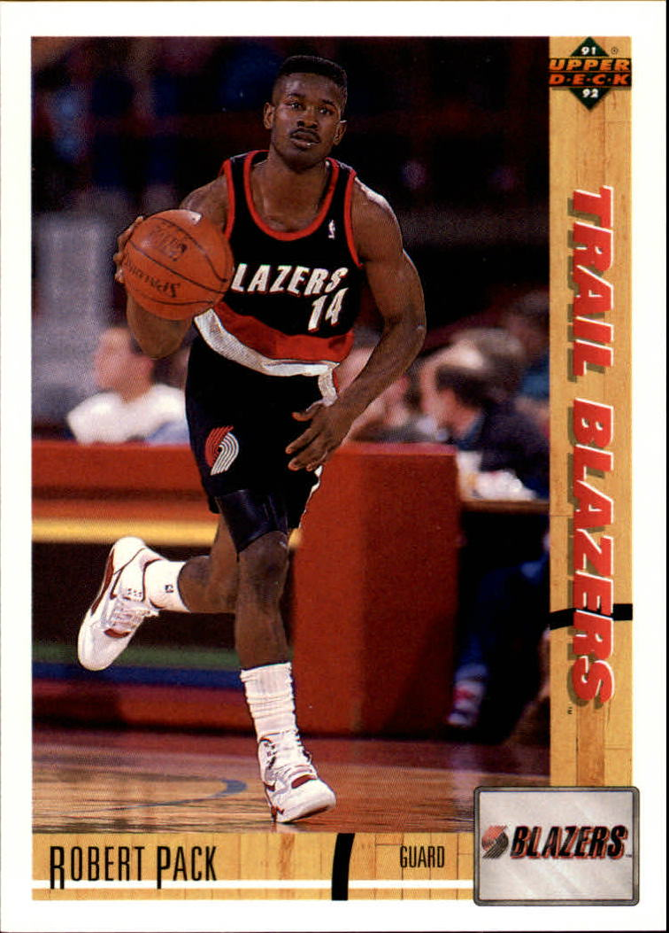thumbnail 312 - 1991-92 Upper Deck Basketball Card Pick 251-500