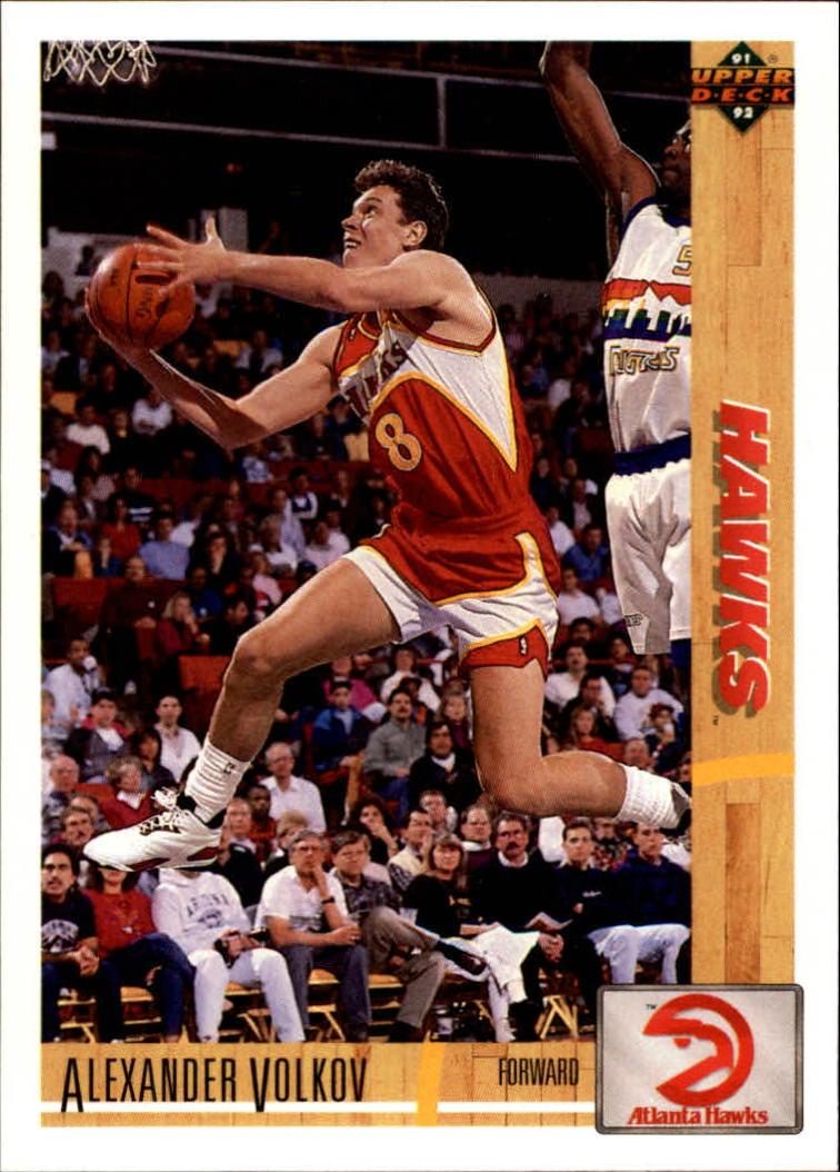 thumbnail 320 - 1991-92 Upper Deck Basketball Card Pick 251-500