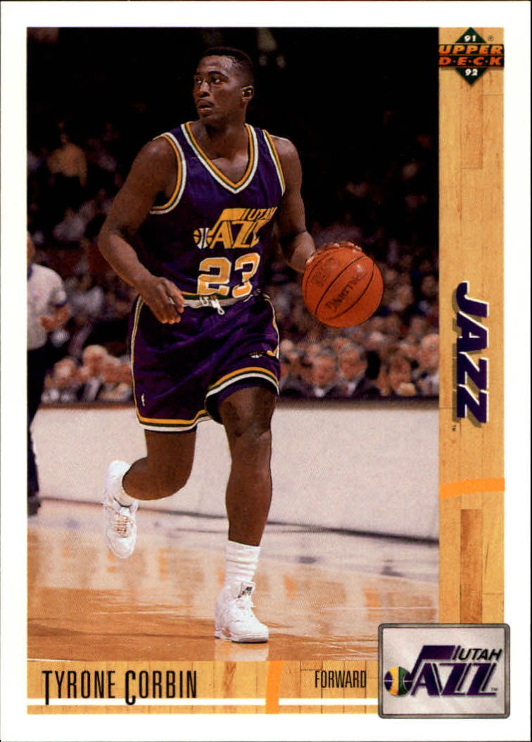 thumbnail 326 - 1991-92 Upper Deck Basketball Card Pick 251-500