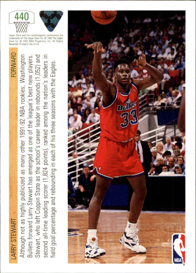 thumbnail 361 - 1991-92 Upper Deck Bk Cards 251-500 +Rookies A2500 - You Pick - 10+ FREE SHIP