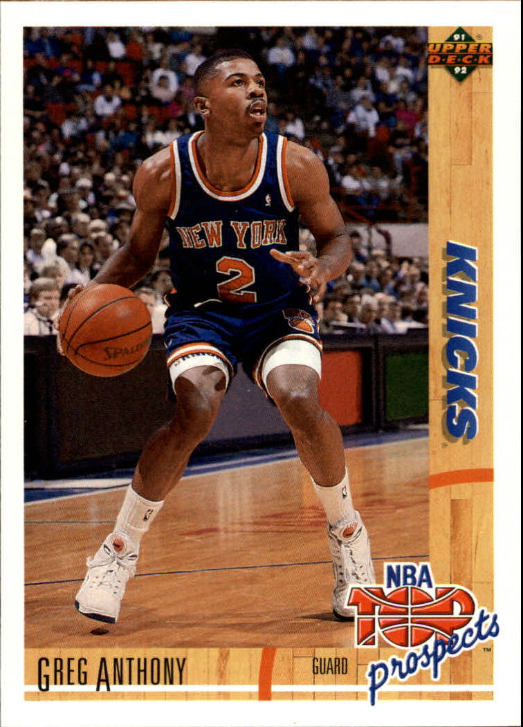 thumbnail 386 - 1991-92 Upper Deck Basketball Card Pick 251-500