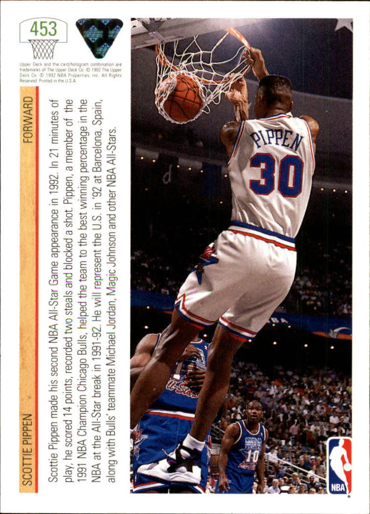thumbnail 387 - 1991-92 Upper Deck Bk Cards 251-500 +Rookies A2500 - You Pick - 10+ FREE SHIP