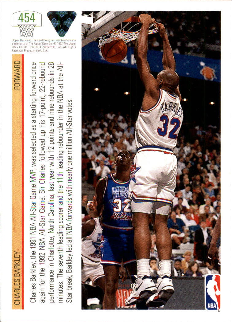 thumbnail 389 - 1991-92 Upper Deck Bk Cards 251-500 +Rookies A2500 - You Pick - 10+ FREE SHIP
