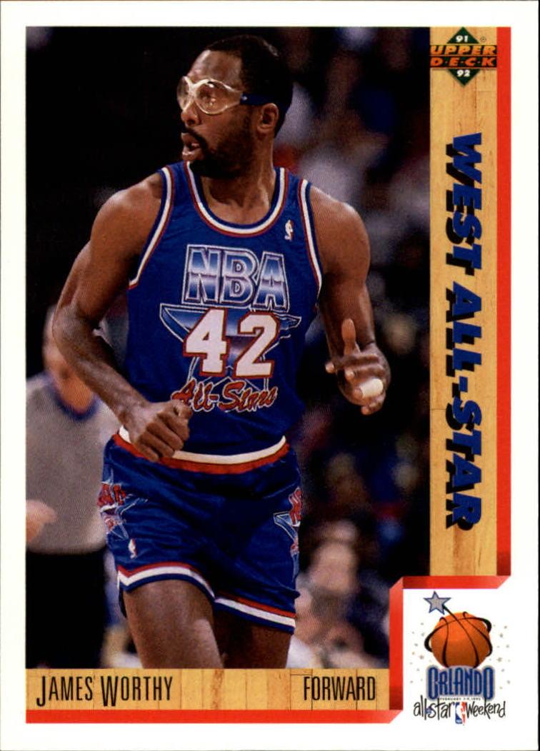 thumbnail 434 - 1991-92 Upper Deck Basketball Card Pick 251-500