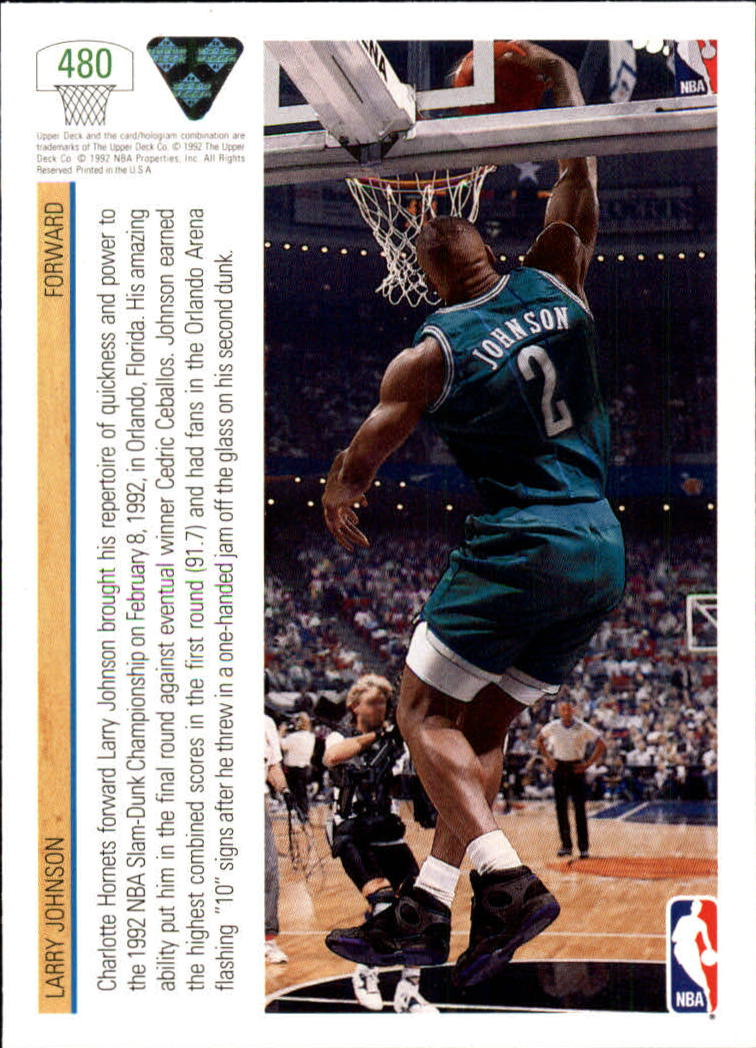 thumbnail 433 - 1991-92 Upper Deck Bk Cards 251-500 +Rookies A2500 - You Pick - 10+ FREE SHIP