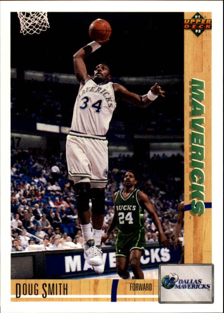 thumbnail 472 - 1991-92 Upper Deck Basketball Card Pick 251-500