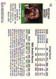 thumbnail 19 - 1991-92 Hoops Basketball Card Pick 1-250