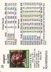 thumbnail 93 - 1991-92 Hoops Basketball Card Pick 1-250