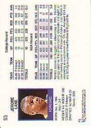 thumbnail 56 - 1991-92 Hoops Basketball (Pick Card From List 1-278) C58 5-21