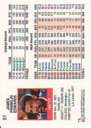 thumbnail 72 - 1991-92 Hoops Basketball (Pick Card From List 1-278) C58 5-21