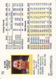 thumbnail 83 - 1991-92 Hoops Basketball (Pick Card From List 1-278) C58 5-21
