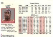 thumbnail 100 - 1991-92 Hoops Basketball (Pick Card From List 1-278) C58 5-21