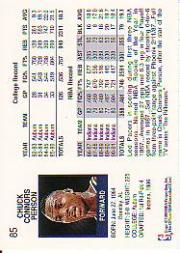thumbnail 108 - 1991-92 Hoops Basketball (Pick Card From List 1-278) C58 5-21