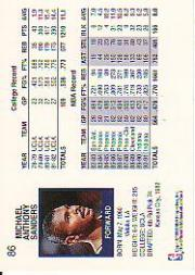 thumbnail 110 - 1991-92 Hoops Basketball (Pick Card From List 1-278) C58 5-21