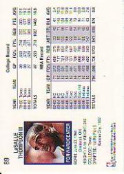 thumbnail 114 - 1991-92 Hoops Basketball (Pick Card From List 1-278) C58 5-21