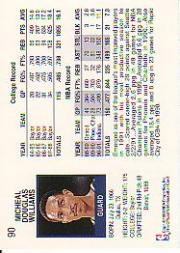 thumbnail 116 - 1991-92 Hoops Basketball (Pick Card From List 1-278) C58 5-21