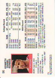 thumbnail 127 - 1991-92 Hoops Basketball (Pick Card From List 1-278) C58 5-21