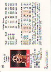 thumbnail 131 - 1991-92 Hoops Basketball (Pick Card From List 1-278) C58 5-21