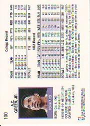 thumbnail 135 - 1991-92 Hoops Basketball (Pick Card From List 1-278) C58 5-21