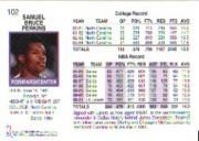 thumbnail 139 - 1991-92 Hoops Basketball (Pick Card From List 1-278) C58 5-21