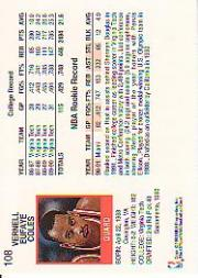 thumbnail 145 - 1991-92 Hoops Basketball (Pick Card From List 1-278) C58 5-21