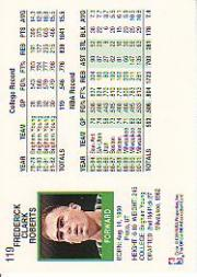 thumbnail 161 - 1991-92 Hoops Basketball (Pick Card From List 1-278) C58 5-21
