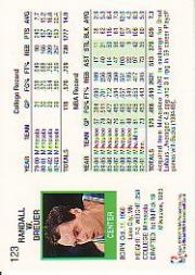 thumbnail 167 - 1991-92 Hoops Basketball (Pick Card From List 1-278) C58 5-21