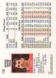 thumbnail 192 - 1991-92 Hoops Basketball (Pick Card From List 1-278) C58 5-21