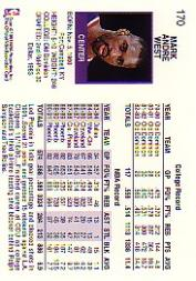 thumbnail 247 - 1991-92 Hoops Basketball (Pick Card From List 1-278) C58 5-21