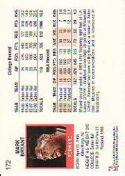 thumbnail 251 - 1991-92 Hoops Basketball (Pick Card From List 1-278) C58 5-21